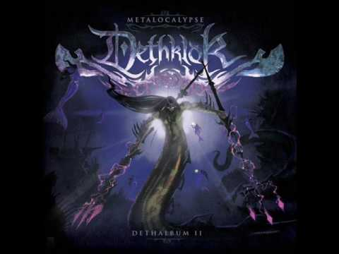 Dethklok-I Tamper With The Evidence At the Murder Site of Odin (Dethalbum II) HQ with lyrics
