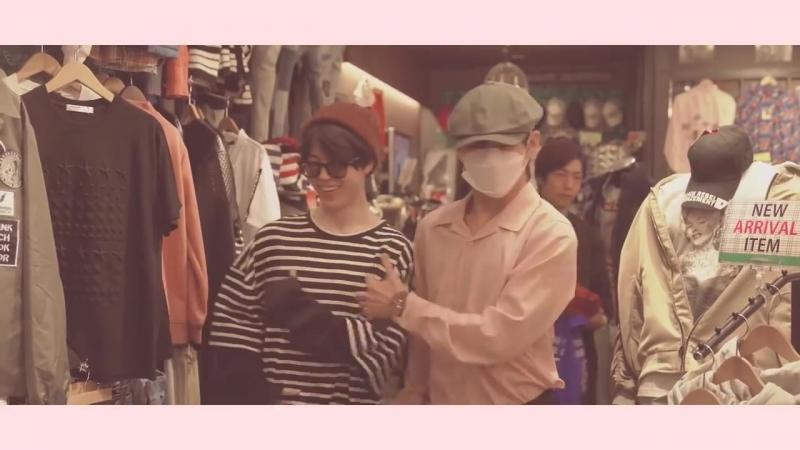 G C F in Osaka ( JUNGKOOK Golden Closet Film ).mp4