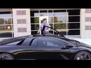 [Doug DeMuro Русская Версия] Вот почему Lamborghini Murcielago LP640 стоит $215 000