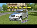 Машина Chrysler PT Cruiser для City Car Driving 1.5.2-1.5.6