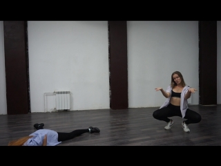 Backstage / Kanye West - LoveLockDown / Viktoriya Kuznetsova & Aleksandra Kuritsina / Иваново / Ivanovo