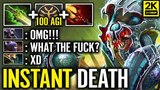 LOL! Nyx +100 Agility Talent + Ghost Scepter lv 2 - New Combo Nyx Instant Dead by Abed