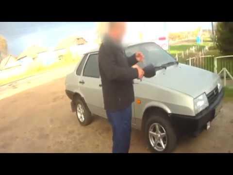 Голова районной рады в Черниговской области получил 🌶 по пиздаку от патрульной полиции