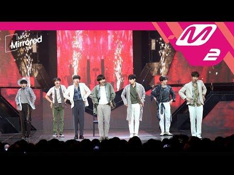 [Mirrored MPD직캠] 방탄소년단 거울모드 직캠 Airplane pt.2 (BTS FanCam) | @MCOUNTDOWN_2018.5.31