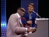 Glen Campbell &amp Ray Charles - Cryin Time (Live Goodtime Hour)