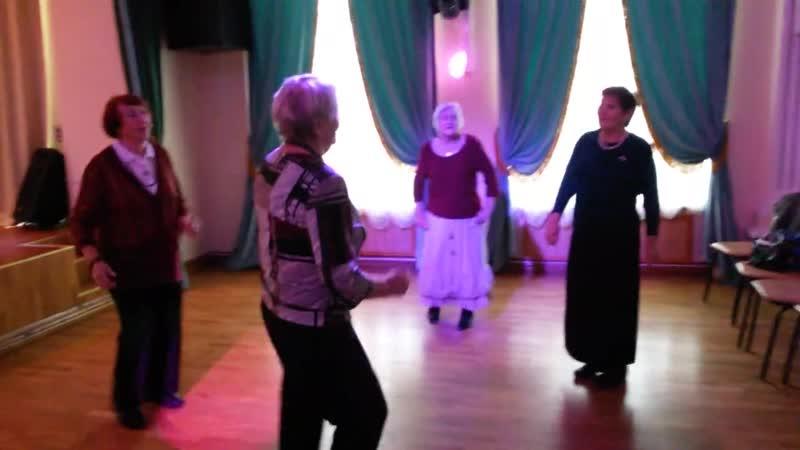 Танцевальный круиз