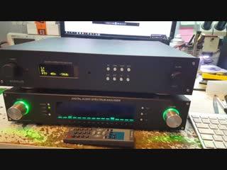 Аудиокомплекс CTRL-AMP и усилитель