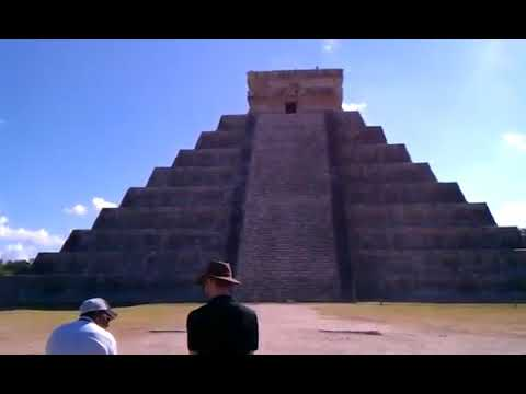 Maya Civilization Acoustic Engineering Genius Clap Sound Becomes A Bird Sound
