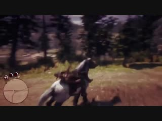 Red Dead Redemption 2 Look at my Horse