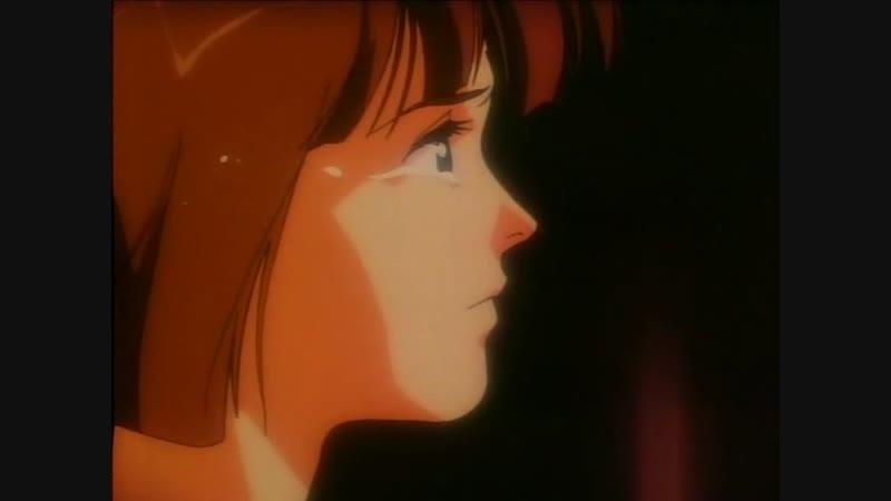 A.D. Police Files OVA _ Передовая полиция - 2 эпизод (1990) [SHIZA]