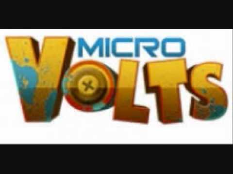 [MUSIC] Microvolts - Lobby Theme