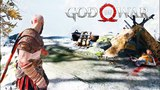 GOD OF WAR 4 - NEW Gameplay Fight with TROLL