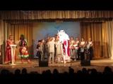 Гран-при от Деда Мороза на конкурсе