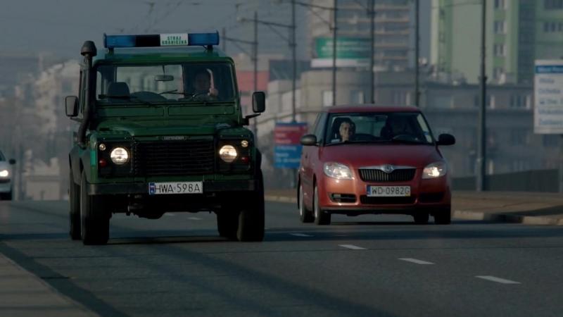 Граница Wataha S01E01 из 06 на русском