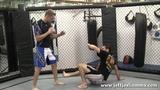 Ben Henderson UFC 150 Up Kick Breakdown and Extra Ground Defense Details
