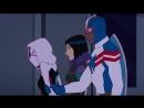 Marvel Rising: Initiation / Марвел Восхождение: Посвящение - 6 серия END |MyAska,Cleo-chan, Hekomi Anzen (MVO) [