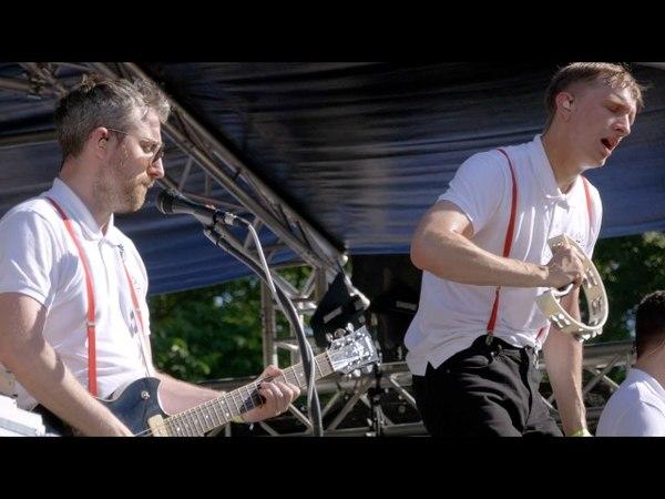 Kraftklub - Fan von dir (Kosmonaut Festival Warm Up, Geheimkonzert in Chemnitz, 11.06.2017)