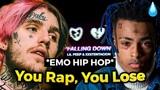 You Rap, You Lose Emo Rap Edition (Falling Down, Lil Peep, XXXTentacion, JUICE Wrld &amp More)