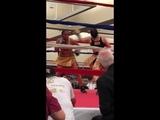 Selina Barrios Scores Knockout of the Year Type KO Over Aida Satybaldinova
