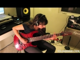 Nili Brosh plays Its Showtime! - David Lee Roth &amp Jason Becker