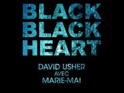 Black heart - David Usher ft Marie Mai ( vf )