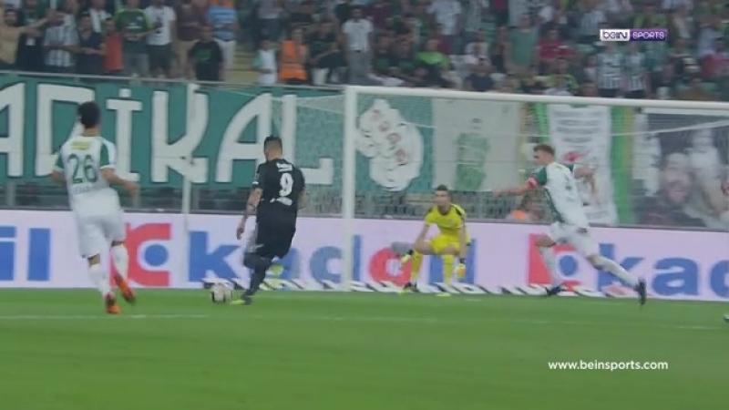 SL 2018 19 Bursaspor 1 1 Beşiktaş