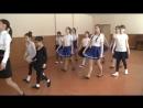 Открытый урок по татарскому народному танцу в Студии танцев Эйфория