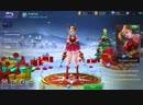 Karina Christmas Special Skin Remodel Shop Animation Mobile legends