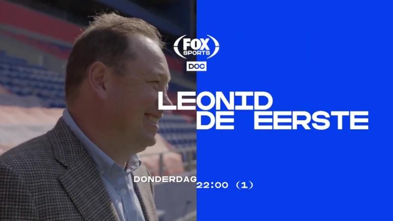 Небольшой отрывок из документального фильма про Леонида Слуцкого от нидерландского канала FOXSportsnl