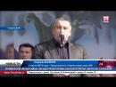 Хроники Крымской весны. 9 марта 2014 года на полуострове начали вещание российские телеканалы Мы продолжаем листать страницы нов