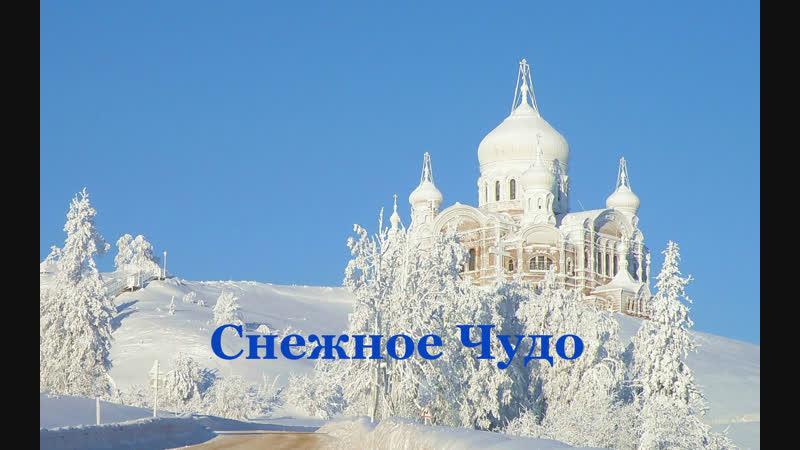 Снежное Чудо. Приглашаю на мой Творческий сайт tamaraapelsin.wixsite.commoiraboty