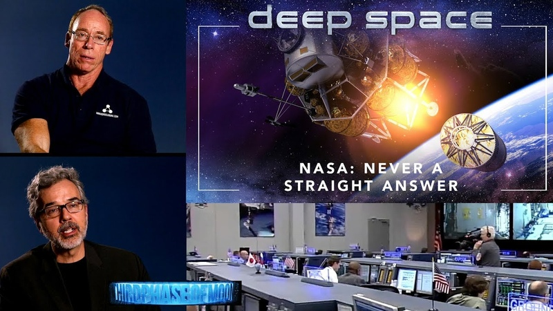 NASA: Never A Straight Answer... They Don't Want You To Watch This! 2018
