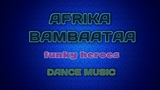 Afrika Bambaataa - Funky Heroes. Dance music. Eurodance remix.