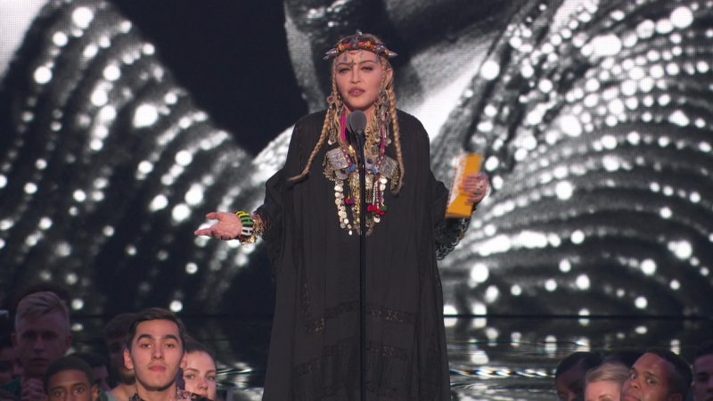 Tribute speech about Aretha Franklin Video of the Year 2018 VMAs aug 20 FEED 1080i MPA2 0 @rt v k HDMania