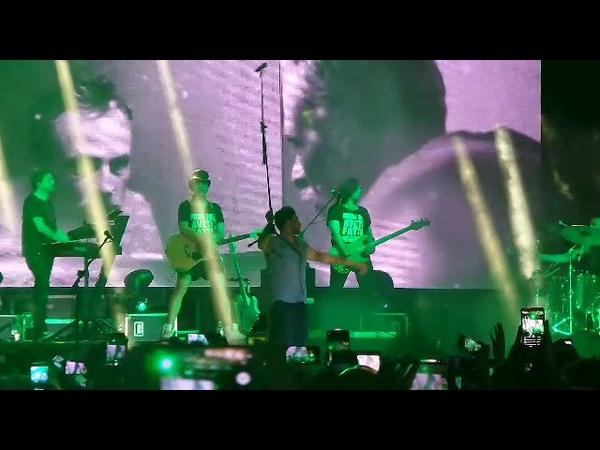 Fabrizio Moro in Concerto Contro le Guerre 2018 Pianopoli Calabria