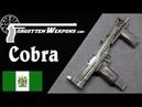 Rhodesian Cobra SMG Carbine