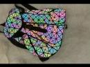 Светящийся рюкзак хамелеон