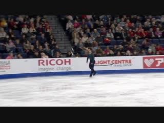 Shoma UNO Skate Canada International 2018 FS