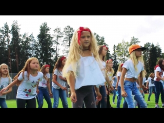 РоссоньТВ (4 смена 2018) Танцевальный БАТЛ