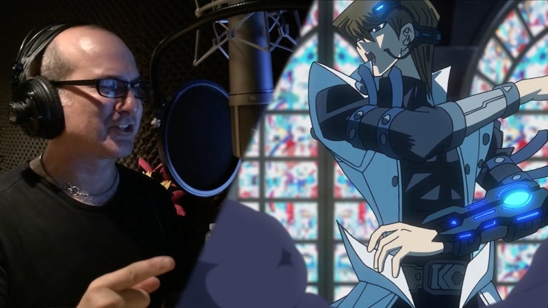 Eric Stuart (Seto Kaiba) Interview - Yu-Gi-Oh! THE DARK SIDE OF DIMENSIONS