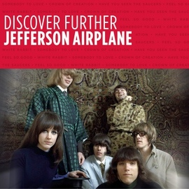 Jefferson Airplane альбом Discover Further