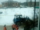 Трактор МТЗ-82 с КУН