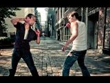 Как побить боксера и каратиста на улице