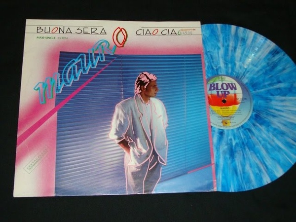 Mauro - Buona Sera Ciao Ciao (Synth Pop Italo Disco 1987) Club Mix (Best Audio)