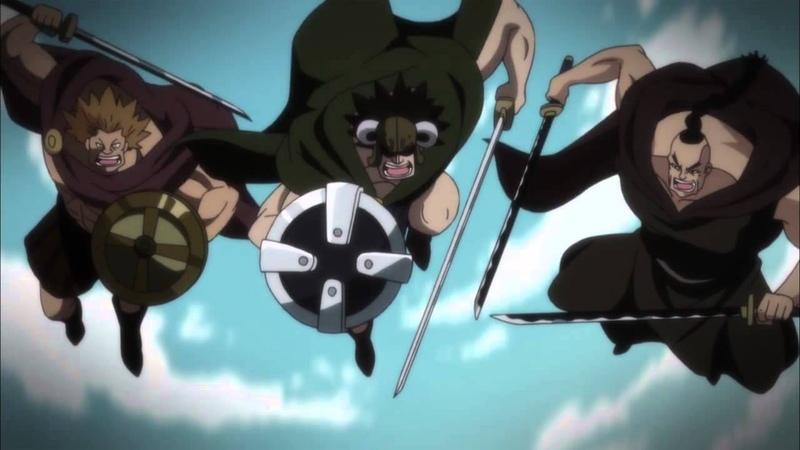 One Piece Cavendish Hakuba vs Block D [HD]