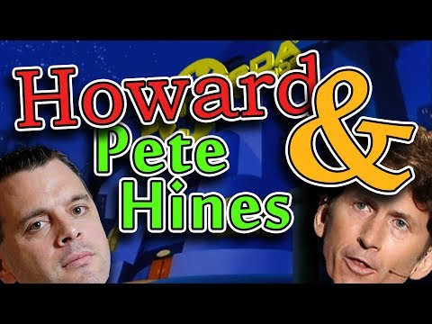 Howard and Pete Hines - /v/ the Musical V
