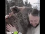 Обычный день из жизни в России