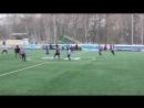 Любительская футбольная лига. Компаньон-с против ЧМЗ. 18 марта 2018