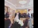 Наша свадьба.Первый танец в статусе мужа и жены.