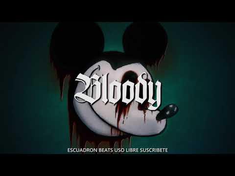 BLOODY INSTRUMENTAL RAP UNDERGROUND USO LIBRE (PROD ESCUADRON BEATS) 2018